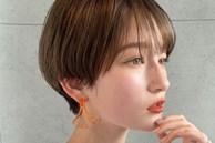 6 kiểu tóc ngắn giúp mặt nhỏ gọn như 'tiêm botox', các hairstylist Hàn khuyên bạn năm nay nên thử một lần