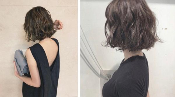 6 kiểu tóc ngắn giúp mặt nhỏ gọn như tiêm botox, các hairstylist Hàn khuyên bạn năm nay nên thử một lần-5