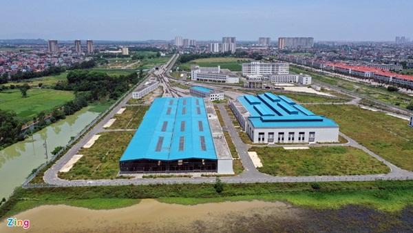 Cảnh nhếch nhác ở đường sắt Cát Linh - Hà Đông-1