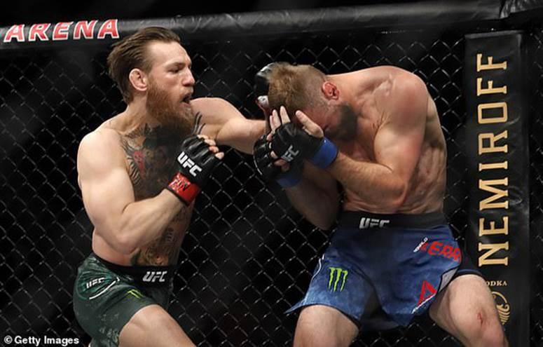 Gã điên Conor McGregor khiến các fan sốc nặng khi bất ngờ tuyên bố giải nghệ ở tuổi 31-3