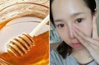 Ít ai biết rằng sử dụng mật ong để thoa mặt mỗi ngày, có thể trị tàn nhang, làm trắng da và giúp da mềm mại