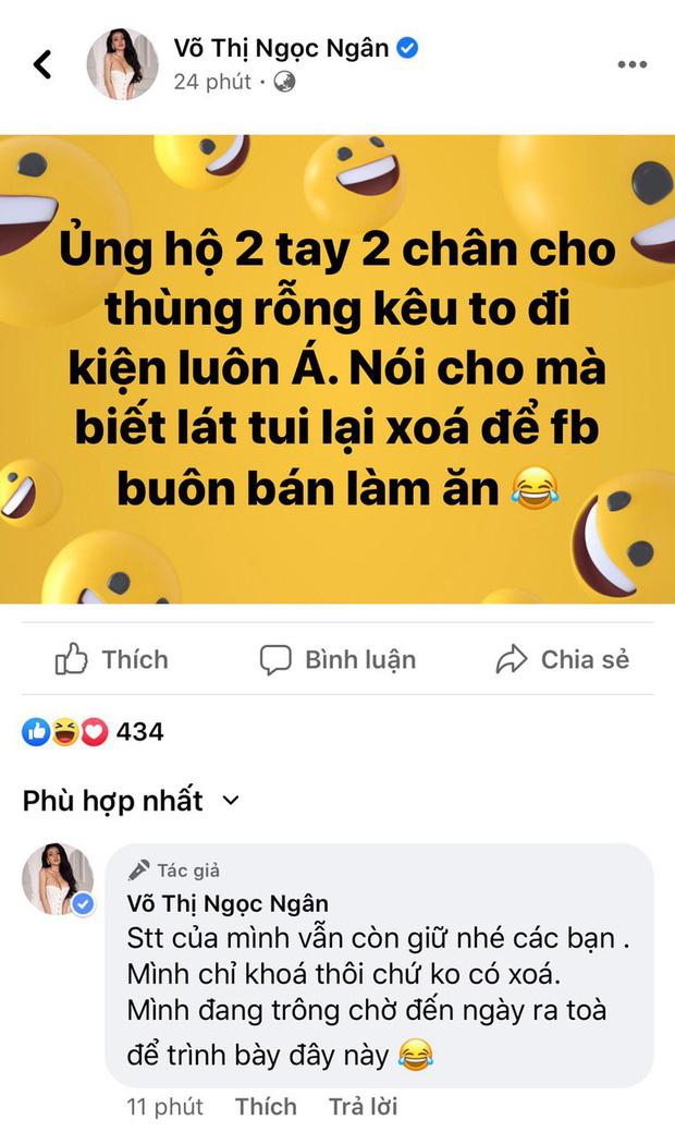 Yaya Trương Nhi đang chuẩn bị giấy tờ, quyết tâm kiện Ngân 98 tới cùng sau khi bị thách thức: Chị nói là chị làm-3