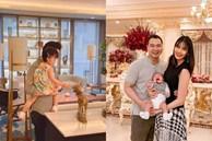 """Cùng lấy chồng siêu giàu: Biệt thự nhà Đặng Thu Thảo vẫn thua """"cung điện"""" dát vàng của Lan khuê"""