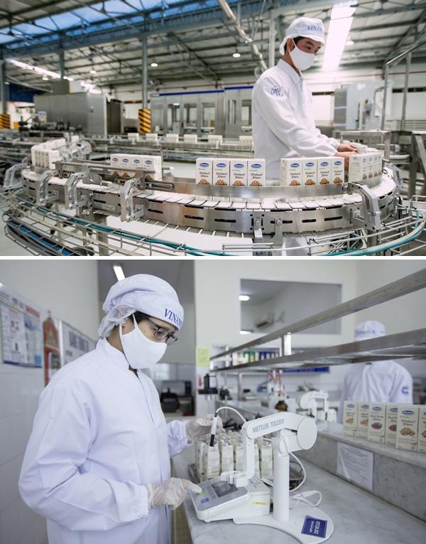 Vinamilk mở rộng thị trường ở Hàn Quốc với bộ 3 sản phẩm sữa hạt cao cấp-3