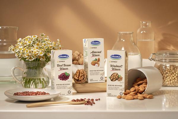 Vinamilk mở rộng thị trường ở Hàn Quốc với bộ 3 sản phẩm sữa hạt cao cấp-1