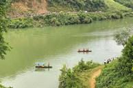 Lật thuyền chở 7 người tới thác chơi, 3 người mất tích