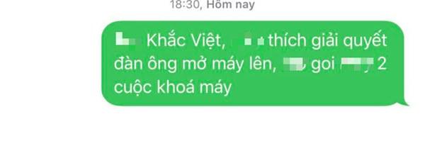 Sau phát ngôn của Vũ Khắc Tiệp, Khắc Việt phản ứng cực gắt: Tôi sẽ vào tận nhà anh ở Quận 2 để gặp và giải quyết luôn-1