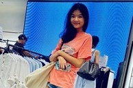 Con gái Trương Ngọc Ánh tiếp tục gây ấn tượng mạnh với đôi chân dài thẳng tắp không chút khuyết điểm qua ống kính của bố