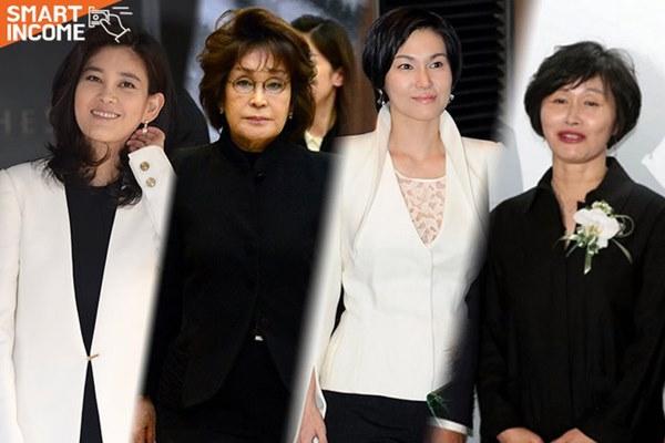 3 người phụ nữ sở hữu khối tài sản trên 1 tỷ đô la của Hàn Quốc: Là cô cháu trong gia tộc Samsung, sống ở khu vực đắt đỏ nhất Seoul-1