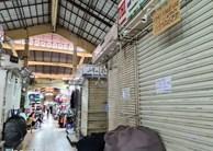 Lịch sử chưa từng có, hơn nửa số sạp chợ Bến Thành đóng cửa
