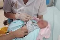 Bé sơ sinh bị bỏ dưới hố ga 3 ngày giữa nắng 40 độ, dòi bu đầy mặt