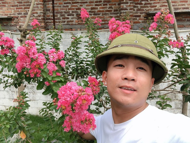 Mê mẩn khu vườn ngập tràn hoa lá của Khánh Thi, Duy Nam, Mai Ngọc-1