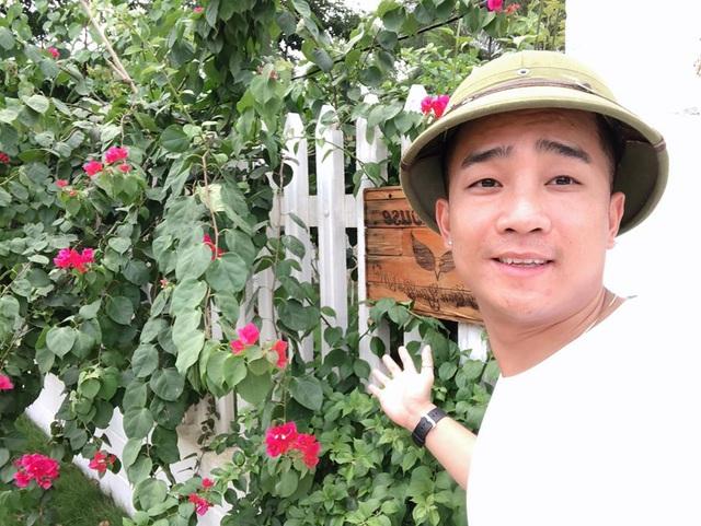 Mê mẩn khu vườn ngập tràn hoa lá của Khánh Thi, Duy Nam, Mai Ngọc-5