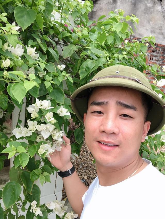 Mê mẩn khu vườn ngập tràn hoa lá của Khánh Thi, Duy Nam, Mai Ngọc-7