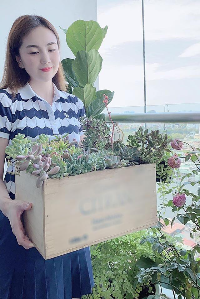 Mê mẩn khu vườn ngập tràn hoa lá của Khánh Thi, Duy Nam, Mai Ngọc-20