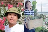 Mê mẩn khu vườn ngập tràn hoa lá của Khánh Thi, Duy Nam, Mai Ngọc