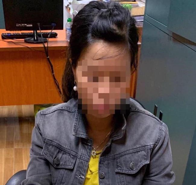 Người mẹ khai nhận bỏ đứa con sơ sinh dưới cống vì kinh tế khó khăn-1