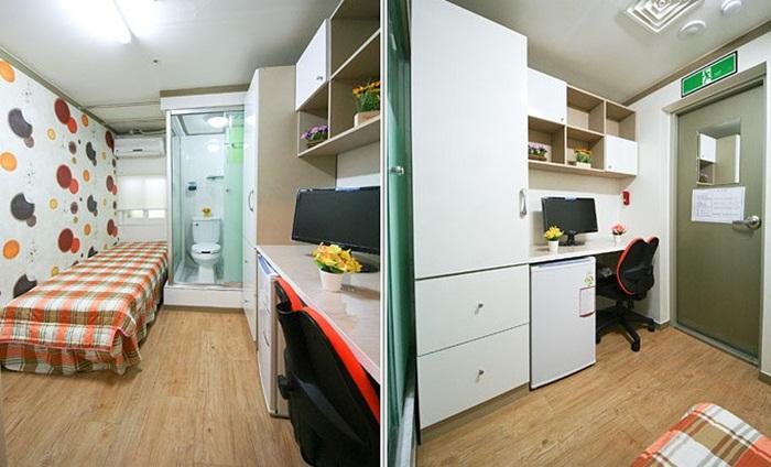 Những căn phòng tí hon chỉ 3 - 6m² nhưng chẳng thiếu thứ gì ở Hàn Quốc và Nhật Bản: Xu hướng thiết thực và được ưa chuộng của giới trẻ-8