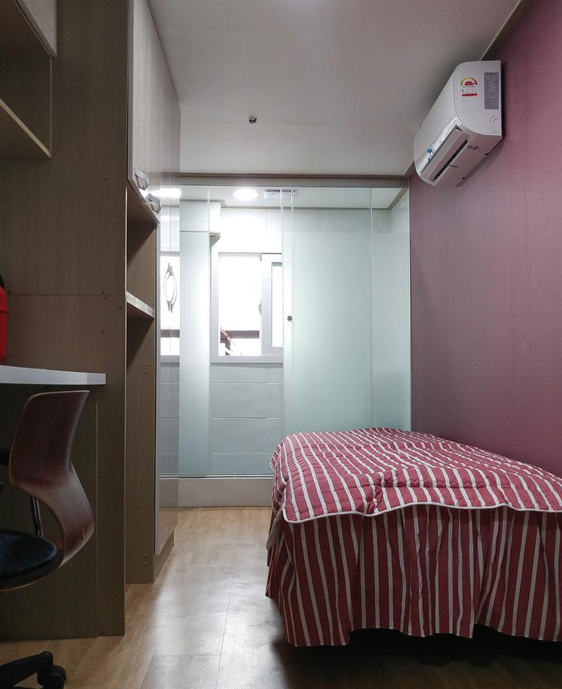 Những căn phòng tí hon chỉ 3 - 6m² nhưng chẳng thiếu thứ gì ở Hàn Quốc và Nhật Bản: Xu hướng thiết thực và được ưa chuộng của giới trẻ-9