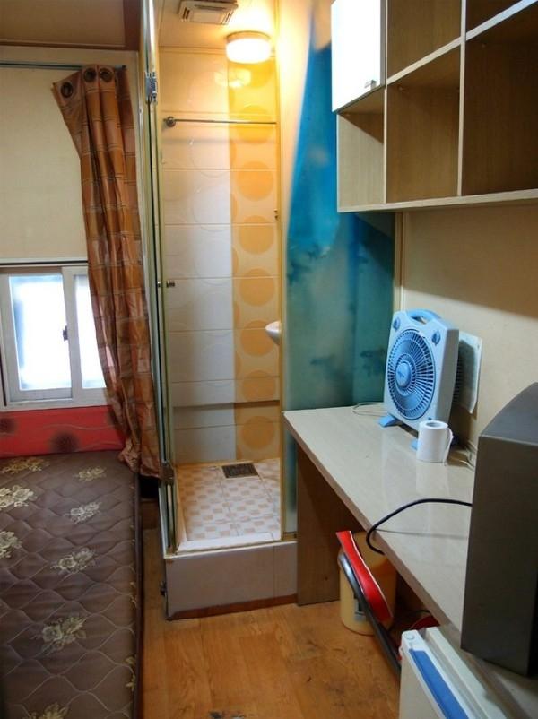 Những căn phòng tí hon chỉ 3 - 6m² nhưng chẳng thiếu thứ gì ở Hàn Quốc và Nhật Bản: Xu hướng thiết thực và được ưa chuộng của giới trẻ-12