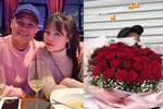 Quang Hải khoe ảnh đưa Huỳnh Anh về nhà chơi, khen người yêu khéo dỗ em bé-3