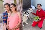 Sau 10 năm hiếm muộn, người mẫu Đức Tiến và hoa hậu Bình Phương sinh con đầu lòng-2