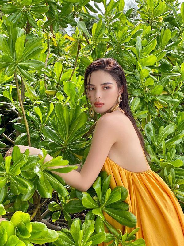Không phải đầm bầu đâu, chiếc váy này đang làm Kaity Nguyễn, Kỳ Duyên và phái đẹp mê mẩn-2