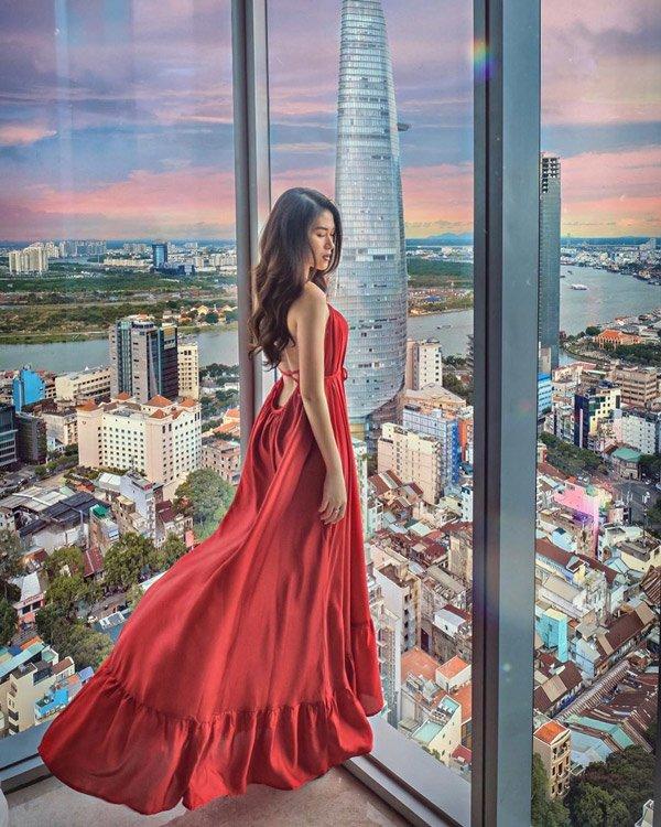 Không phải đầm bầu đâu, chiếc váy này đang làm Kaity Nguyễn, Kỳ Duyên và phái đẹp mê mẩn-6