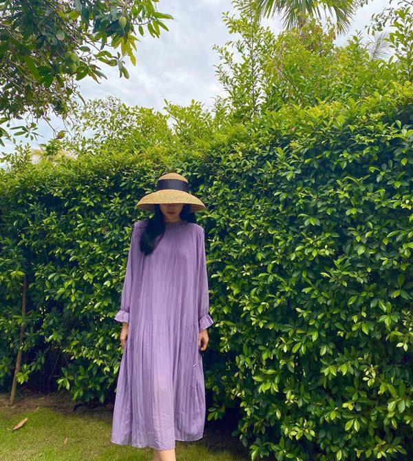 Không phải đầm bầu đâu, chiếc váy này đang làm Kaity Nguyễn, Kỳ Duyên và phái đẹp mê mẩn-10