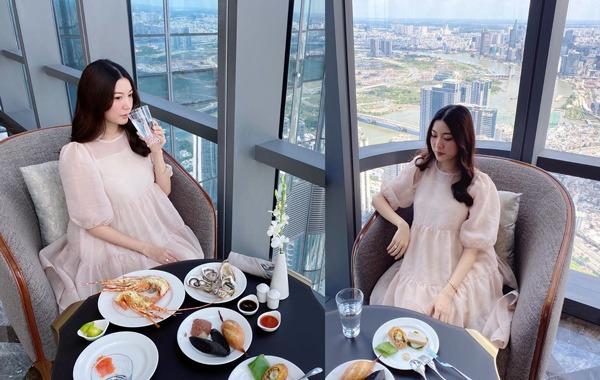 Không phải đầm bầu đâu, chiếc váy này đang làm Kaity Nguyễn, Kỳ Duyên và phái đẹp mê mẩn-13