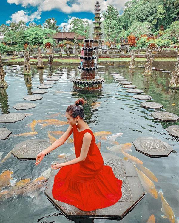 Không phải đầm bầu đâu, chiếc váy này đang làm Kaity Nguyễn, Kỳ Duyên và phái đẹp mê mẩn-9