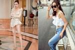 Gu ăn mặc của Phanh Lee ngày càng gợi cảm-11