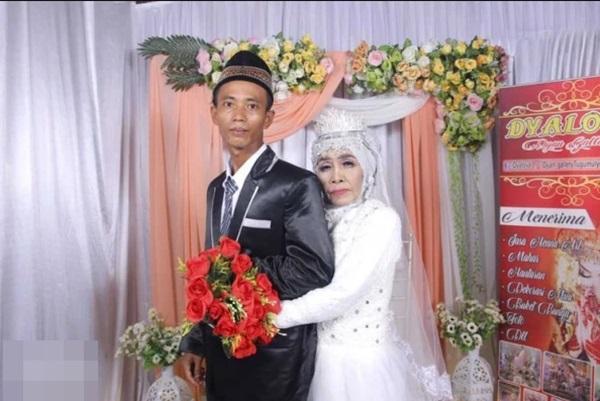 Nhận chàng trai kém 41 tuổi làm con nuôi nhưng 1 năm sau đột ngột tổ chức đám cưới, cô dâu 65 tuổi công khai số của hồi môn kỉ lục-3