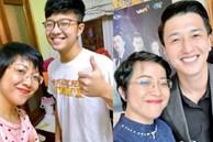 MC Thảo Vân ngạc nhiên vì con trai có nhiều nét giống diễn viên Huỳnh Anh
