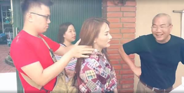 Diễn viên Việt kiệt sức vì đóng phim dưới nắng nóng gay gắt-2