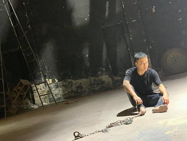 Diễn viên Việt kiệt sức vì đóng phim dưới nắng nóng gay gắt-4