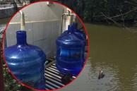 Cận cảnh quy trình 'hô biến' nước mương thải thành nước uống đóng bình