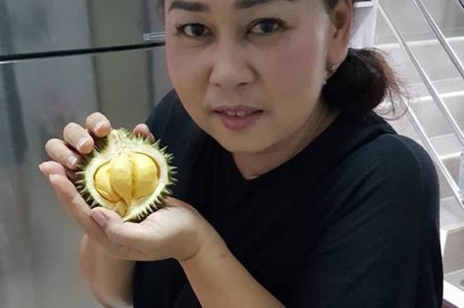 Thực hư sầu riêng mini Thái Lan, múi dày siêu ngon 50.000 đồng/quả-4