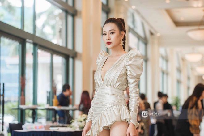 Nhìn bộ váy ngắn nhạy cảm của Phương Oanh Quỳnh Búp Bê mới thấy êkip Việt nên học hỏi người Hàn ở khoản tinh tế-2