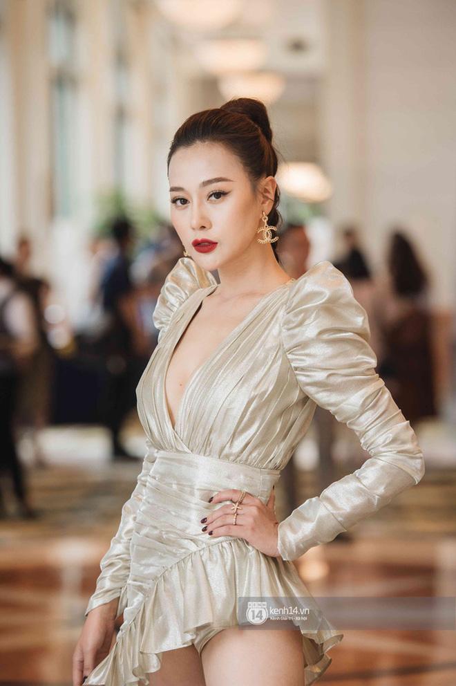Nhìn bộ váy ngắn nhạy cảm của Phương Oanh Quỳnh Búp Bê mới thấy êkip Việt nên học hỏi người Hàn ở khoản tinh tế-4