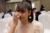 Trương Quỳnh Anh bật khóc khi nhắc tới con trai