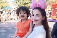Sáng sớm con trai Hoa hậu Diễm Hương đã làm 1 hành động khiến mẹ ngỡ ngàng phải thốt lên: 'Số tôi đang may mắn'