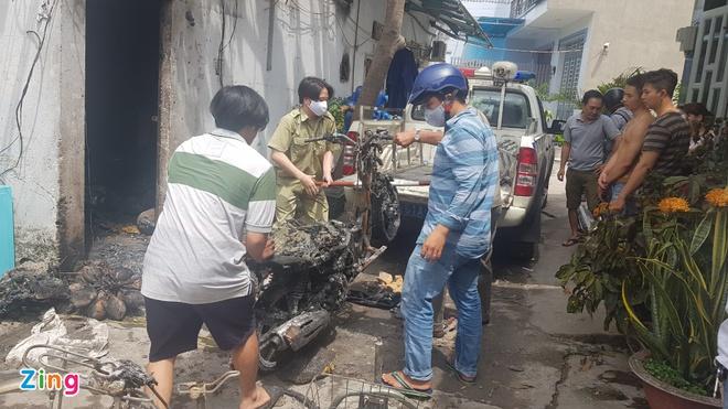 Cháy nhà ở TP.HCM, 3 người chết-1