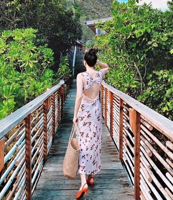 Từ ngày có chồng, Bảo Thy ngày càng ăn mặc trẻ trung hơn trước-18