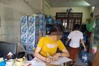 """""""Bát nháo"""" nước uống đóng bình cung cấp trong trường học"""