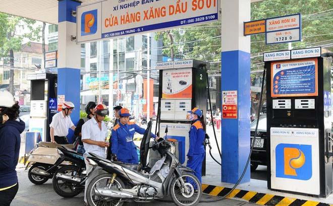 Lần thứ 3 liên tiếp, giá xăng dầu tăng mạnh-1