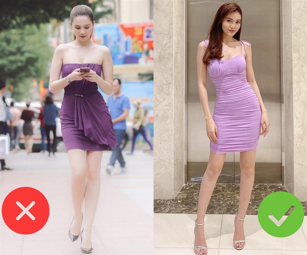 Hot nhất năm nay chính là trang phục màu tím nhưng để diện đẹp mà không sến thì các nàng cần tránh 3 sai lầm sau-5