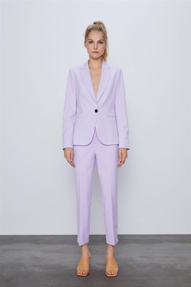Hot nhất năm nay chính là trang phục màu tím nhưng để diện đẹp mà không sến thì các nàng cần tránh 3 sai lầm sau-9