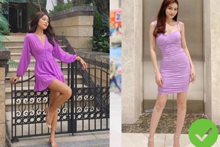 Hot nhất năm nay chính là trang phục màu tím nhưng để diện đẹp mà không sến thì các nàng cần tránh 3 sai lầm sau
