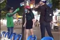 Bắt gặp người yêu đi với trai lạ, nam thanh niên đã có pha hành xử 'cực gắt' ngay giữa phố để 'dằn mặt'